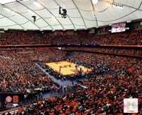 Carrier Dome Syracuse University Orangemen 2013 Fine Art Print