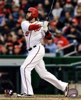 Jayson Werth 2013 Action Fine Art Print