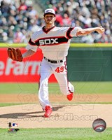 Chris Sale 2013 Chicago White Sox Fine Art Print