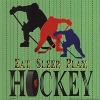 """6"""" x 6"""" Hockey"""