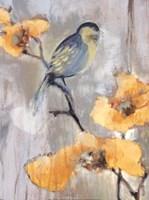 "Bluebird I by Terri Burris - 18"" x 24"""