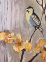 "Bluebird II by Terri Burris - 18"" x 24"""