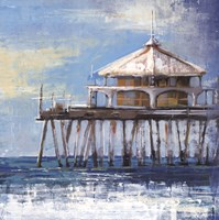Boardwalk Pier Fine Art Print