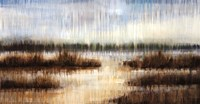"Early Morning Mist by Liz Jardine - 46"" x 24"""