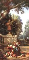 Panneau décoratif à le corveil Fine Art Print