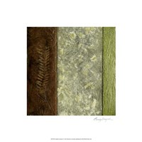 Earthen Textures I Fine Art Print