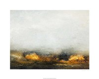"Land III by Sharon Gordon - 30"" x 24"""