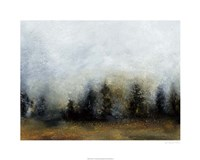 "Land IV by Sharon Gordon - 30"" x 24"""