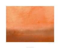 """Orange I by Sharon Gordon - 30"""" x 24"""""""