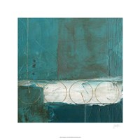 """Seabound I by June Erica Vess - 24"""" x 24"""""""