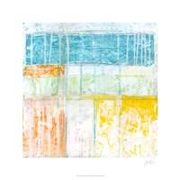 Distant Colors II Framed Print