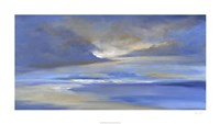 Surfer's Beach Sky Fine Art Print