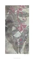 """Leaf Dusting II by Jennifer Goldberger - 20"""" x 34"""""""