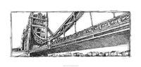 Study of London Fine Art Print