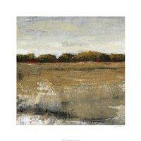 """Pastoral I by Timothy O'Toole - 26"""" x 26"""""""