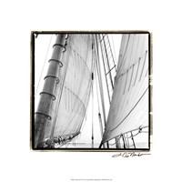 Under Sail II Fine Art Print