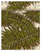 """Batik Frond I by Andrea Davis - 17"""" x 21"""""""