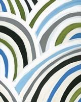 Swirly Bob II Fine Art Print