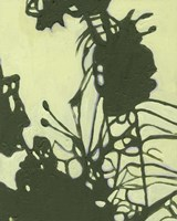 Exotic Silhouette I Fine Art Print
