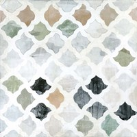 Turkish Tile II Fine Art Print