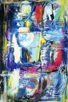 Spiritual Graffiti II Fine Art Print