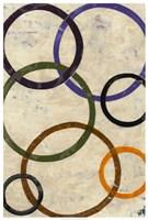 Round-n-Round II Fine Art Print