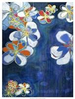 "Night Blooms I by Jodi Fuchs - 19"" x 25"", FulcrumGallery.com brand"