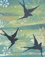 Swoop I Framed Print