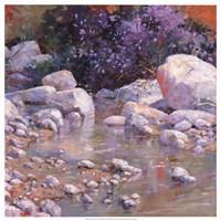 """Desert Surprise by Julie G Pollard - 25"""" x 25"""""""