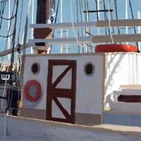 Sailing Serenity V Fine Art Print