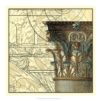 Architectural Inspiration I Fine Art Print