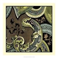 "Tapestry Elegance I by Vision Studio - 19"" x 19"""