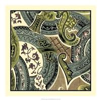 Tapestry Elegance II Fine Art Print