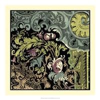 "Tapestry Elegance IV by Vision Studio - 19"" x 19"""