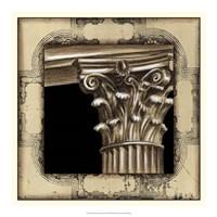 Architectural Schema II Fine Art Print