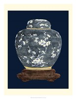 "Blue & White Ginger Jar II by Vision Studio - 19"" x 25"""