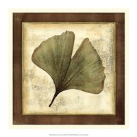 "Rustic Leaves IV - No Crackle by Vision Studio - 16"" x 16"""