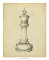 "18"" x 22"" Chess Pictures"