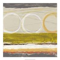 """Tangent II by June Erica Vess - 20"""" x 20"""""""