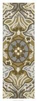 "Palladium Tapestry I by Chariklia Zarris - 14"" x 38"", FulcrumGallery.com brand"