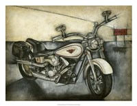 "26"" x 20"" Motorcycle Pictures"