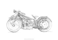 """26"""" x 18"""" Motorcycle Posters"""