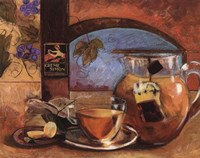 Afternoon Tea Fine Art Print