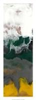 "White Sky II by Jennifer Goldberger - 11"" x 30"""