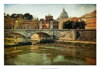 "Ponte Vittorio Emanuelle by Danny Head - 26"" x 18"""