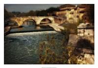 "Ponte Cestio by Danny Head - 26"" x 18"""