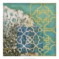 "Artisan Garden II by Megan Meagher - 20"" x 20"""