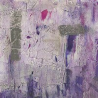 Dusty Violet II Fine Art Print