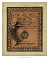 "Antiquities Collection II by Vision Studio - 22"" x 26"""
