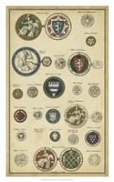 Imperial Crest II Fine Art Print